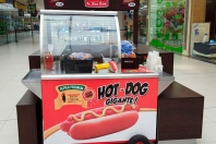Sr. Hot Dog