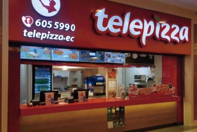 El paseo shopping centro comercial babahoyo telepizza for Telepizza 3 pisos